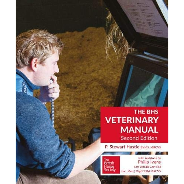 BHS Veterinary Manual by P.Stewart Hastie (Paperback, 2012)