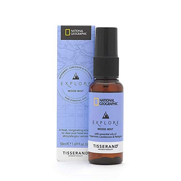 Tisserand Aromatherapy National Geographic Explore Mood Mist 50ml