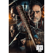 The Walking Dead Smash Maxi Poster