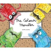The Colour Monster Pop-Up by Anna Llenas (Hardback, 2015)