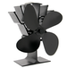 Heat Powered 4 Blade Stove Fan | M&W - Image 8