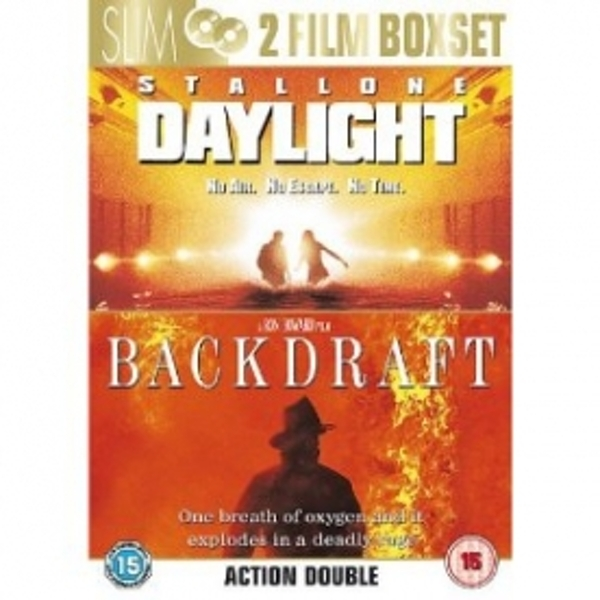 Daylight/Backdraft DVD