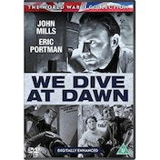We Dive At Dawn 2015 DVD