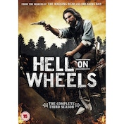 Hell on Wheels Season 3 DVD