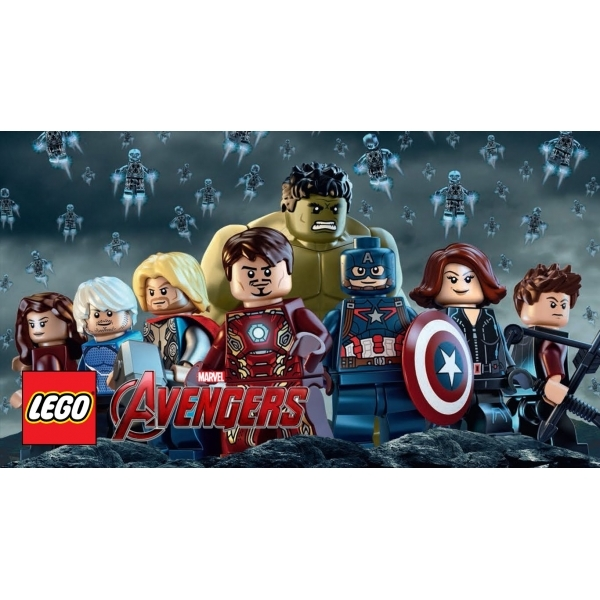Lego Marvel Avengers PS4 Game - Image 3