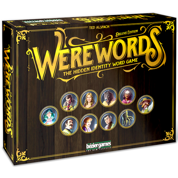 Werewords Deluxe Edition