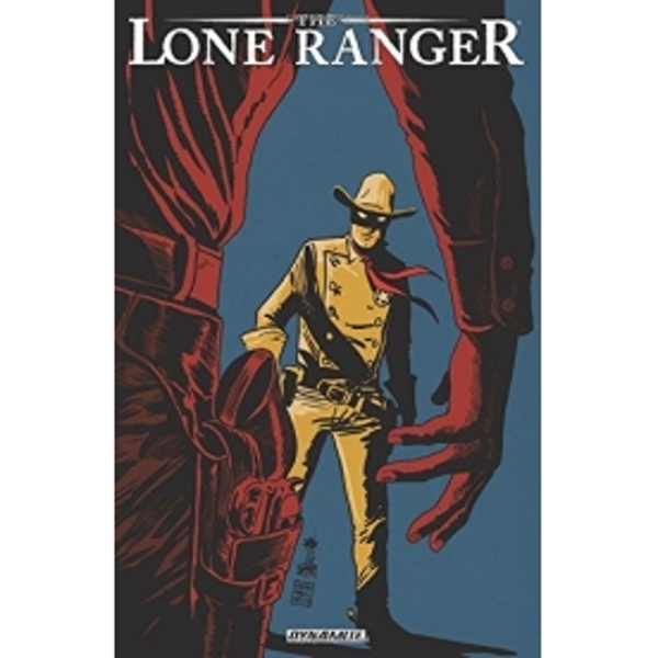 The Lone Ranger Volume 8 Paperback