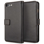 YouSave Accessories iPhone 7 Plus PU Leather Wallet - Black