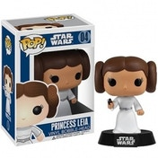 Princess Leia (Star Wars) Funko Pop! Vinyl Bobble-Head Figure