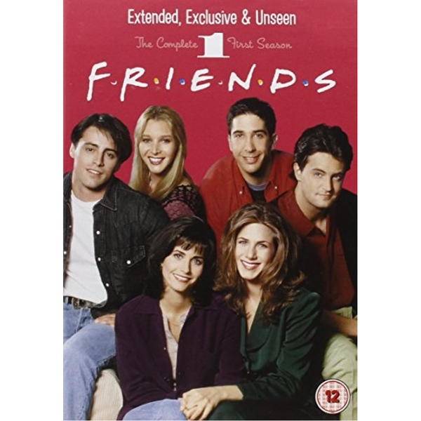 Friends Season 1 - Extended Edition DVD