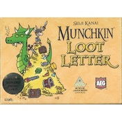 Munchkin Loot Letter Boxed Edition