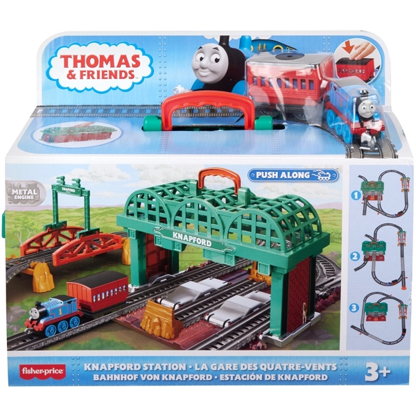 Thomas Knapford Station Playset