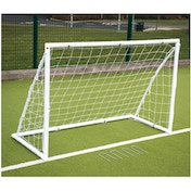 Precision Junior Garden Goal 6 x 4 feet