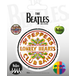 The Beatles - Sgt. Pepper Vinyl Sticker - Image 2