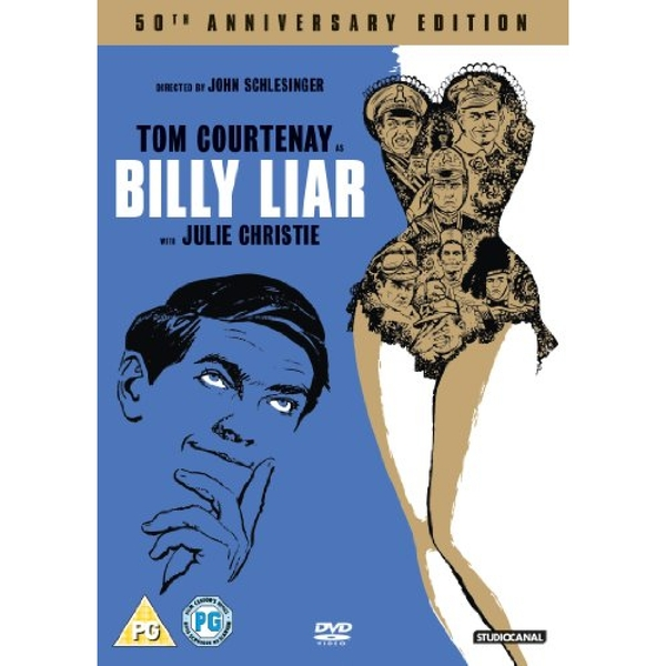 Billy Liar - 50th Anniversary Edition DVD