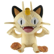 Pokemon Meowth 8 Inch Plush Toy