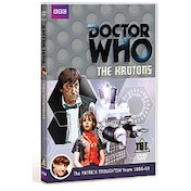 Doctor Who The Krotons DVD
