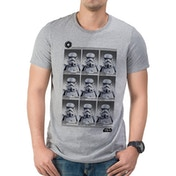 Star Wars - Trooper Year Book Men's Small T-Shirt - White
