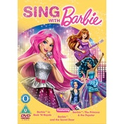 Sing With Barbie DVD