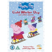 Peppa Pig Volume 9 Cold Winter Day DVD