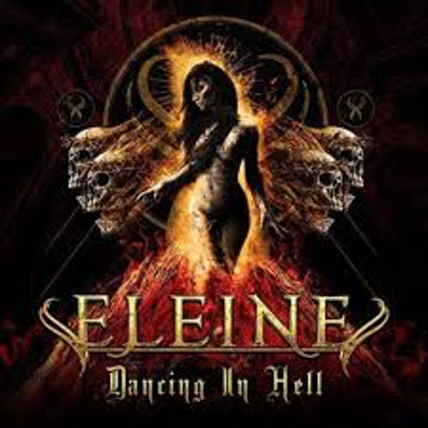 Eleine ‎– Dancing In Hell Cassette