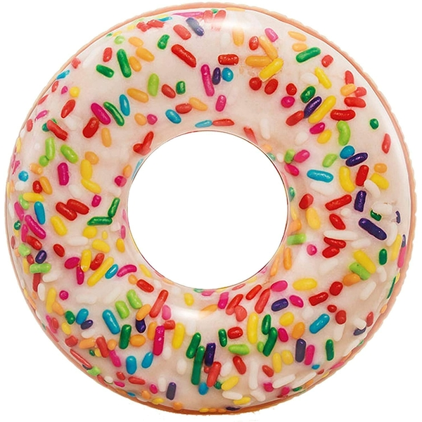 Sprinkle Donut Inflatable Toy