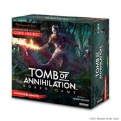 Dungeons & Dragons: Tomb of Annihilation Board Game 2017