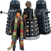 Doctor Who Genesis Of The Daleks Figurines