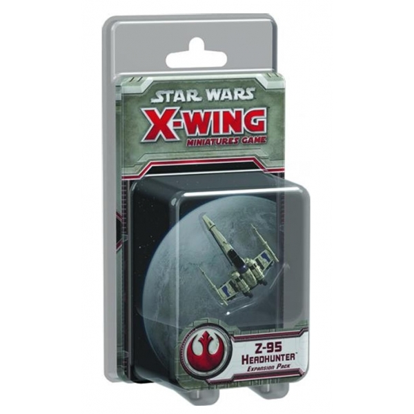 Star Wars X-Wing Z-95 Headhunter Expansion Pack Board Game - Image 1