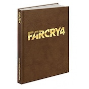 Far Cry 4 Collector's Edition Prima Official Game Strategy Guide