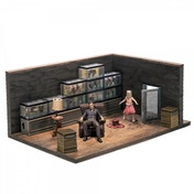 Mcfarlane The Walking Dead Constructions Governors Room