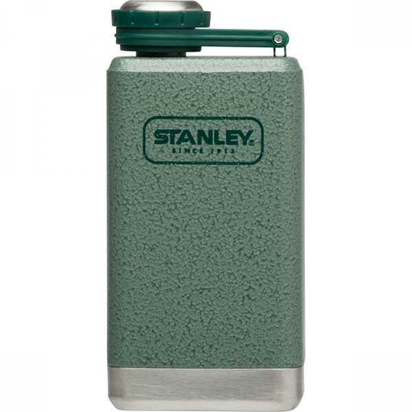 Stanley Adventure Stainless Steel Flask 150ml - Green
