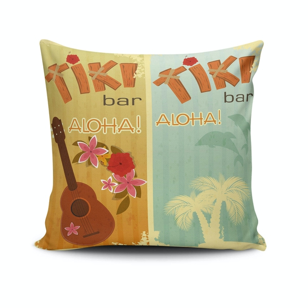 NKLF-198 Multicolor Cushion Cover