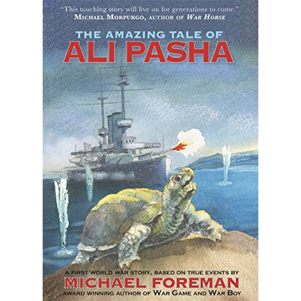 The Amazing Tale of Ali Pasha by Michael Foreman (Paperback, 2015)