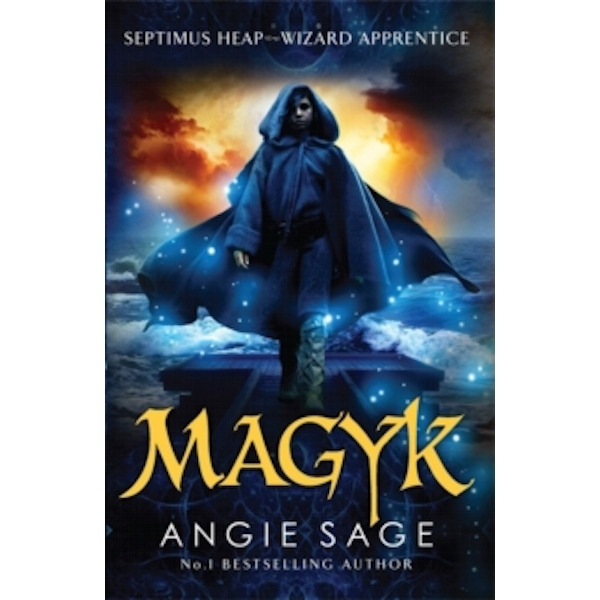 Magyk: Septimus Heap: Book 1 by Angie Sage (Paperback, 2012)
