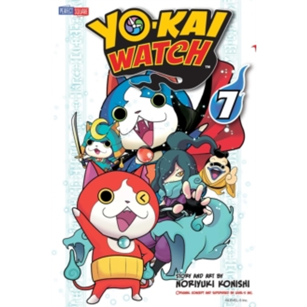 YO-KAI WATCH, Vol. 7 : 7