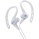 JVC In-Ear Sports Headphones White
