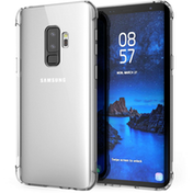 Caseflex Samsung Galaxy S9 Plus Alpha TPU Gel Case - Clear