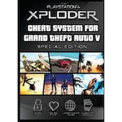 Xploder Cheat System for Grand Theft Auto V PS4
