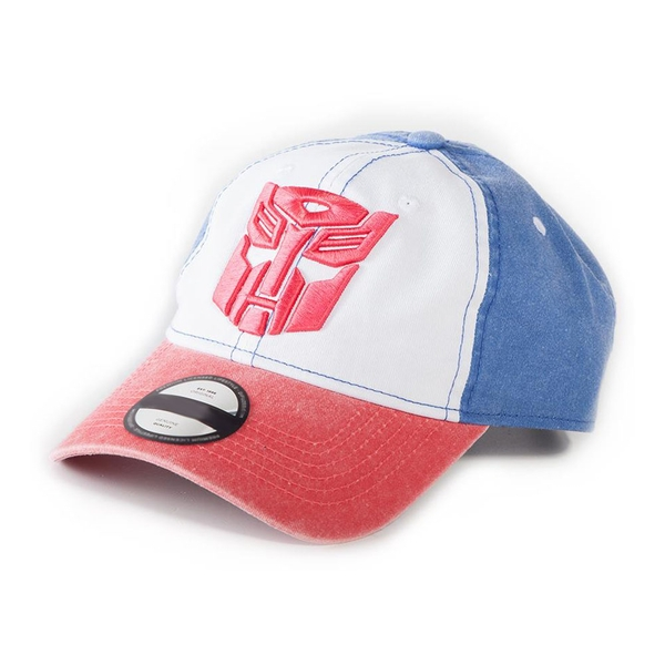 Hasbro - Transformers Autobots Unisex Adjustable Cap - Multi-Colour