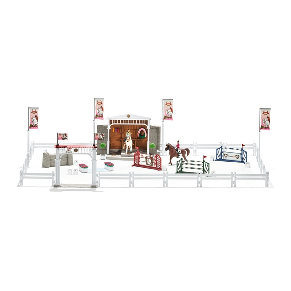 Schleich Horse Club - Big Horse Show With Horses