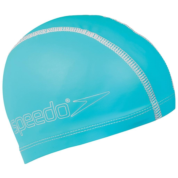 Speedo Pace Cap Blue Junior