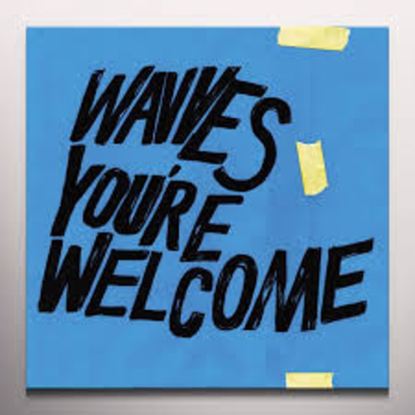 Wavves – You're Welcome Limited Edition Blue Vinyl