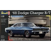 1968 Dodge Charger R/T 1:25 Revell Model Kit