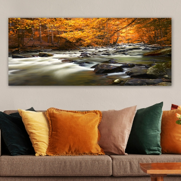 YTY110245898_50120 Multicolor Decorative Canvas Painting
