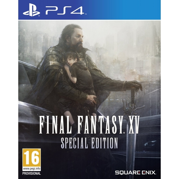 Final Fantasy XV Special Edition PS4 Game