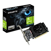 Gigabyte GeForce GT 710 2GB GDDR5 Single Fan Cooling System Low Profile Graphics Card