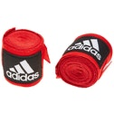 Adidas Boxing Hand Wraps Red - 2.55m