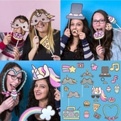 Thumbs Up! Pusheen Photo Booth Kit