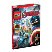 LEGO Marvel's Avengers Standard Edition Strategy Guide Paperback